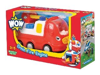 Ernie, a tűzoltóautó