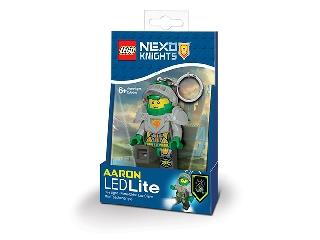 Lego Nexo Knights - Aaron világító kulcstartó