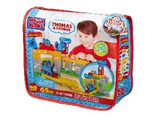 Mega Bloks Thomas látogatása szett