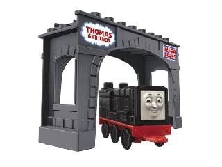 Mega Bloks Thomas építhető mozdony - Diesel