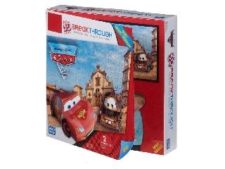 3D Puzzle Verdák 2.