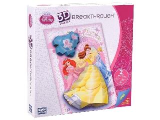 3D Puzzle Hercegnők 2.