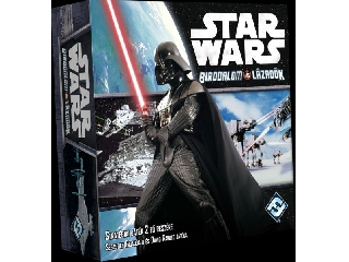 Star Wars: Birodalom vs Lázadók - stratégiai társasjáték