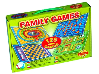 Family games 125
