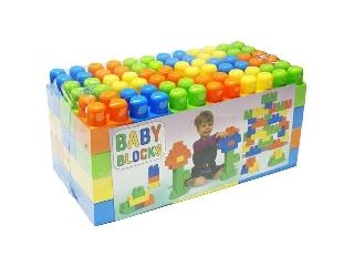 Baby építő 54db-os fóliás