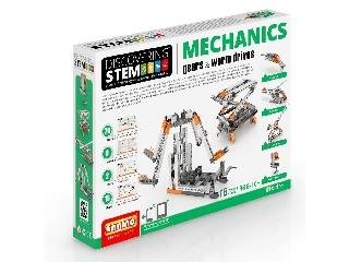 Engino Mechanics gears & worm drives
