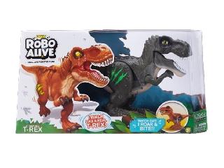 Robo alive - Támadó T-Rex dinoszaurusz (zöld)