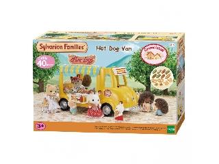 Sylvanian Families - Hot dog-os kocsi