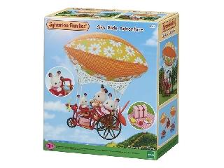 Sylvanian Families - Biciklis hőlégballon