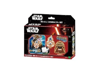 Aqua Beads szett - Star Wars BB-8 & Chewbacca