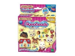 Aqua Beads tematikus utántöltő - Sylvanian Families