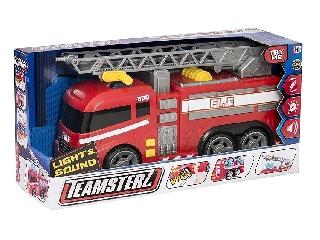 Teamsterz Light & Sound - Világító és hangot adó tűzoltóautó