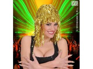 Csillogó paróka - arany