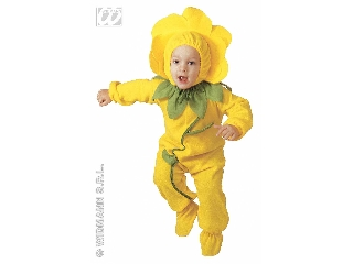Kisvirág jelmez 104 cm-es (sárga)