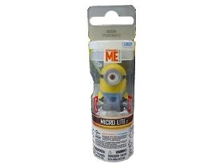 T4K - Micro Lites Minion LED kulcstartó - Carl