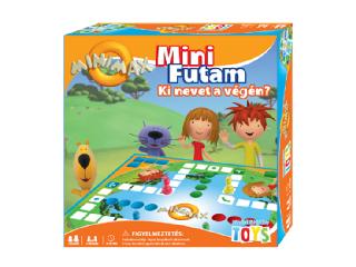MiniFutam - Ki nevet a végén? társasjáték
