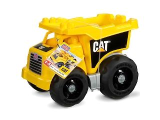 CAT Dömper építőelemekkel - Mega Bloks