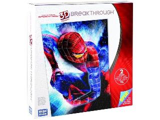3D Csodálatos Pókember puzzle 425db-os - Mega Bloks