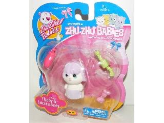 Zhu Zhu Pets Mini bébi KUTYA LEVI