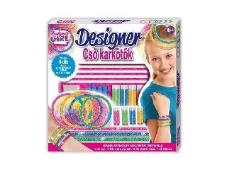 Creative Kids - Designer Cső karkötők