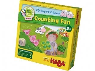 Counting Fun - Legelső játékos - Mókás számolás