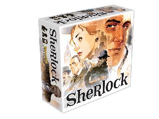 Granna - Sherlock társasjáték