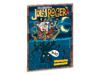 Jolly Roger füzetborító A/5