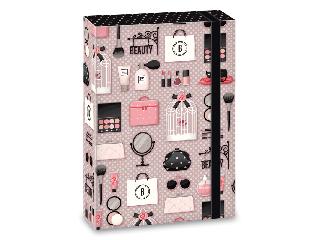Beauty füzetbox A/4