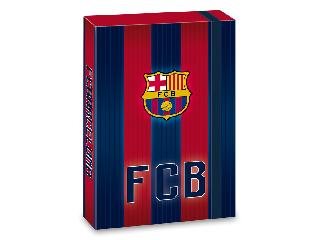 Barcelona füzetbox A/4