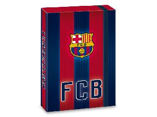Barcelona füzetbox A/5