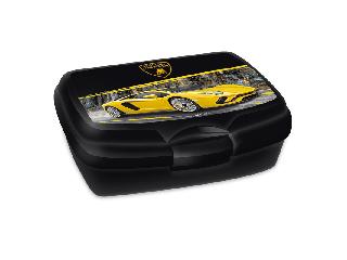 Lamborghini uzsonnás doboz