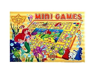 Ariel, a kishableány Mini társasjáték