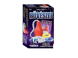 Magic Show bűvészdoboz - 15 trükk - Szellem a palackban