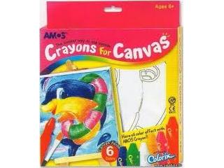 Colorix canvas készlet delfin