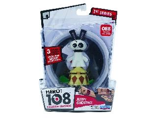 Hero 108 figura - Jumpy Ghostface (Ugrász Árnyarc) 088