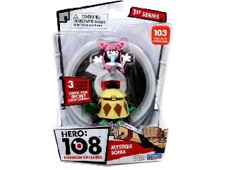 Hero 108 figura - Mystique Sonia (Misztik Szonja) 103