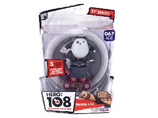 Hero 108 figura - Panda King (Panda király) 067