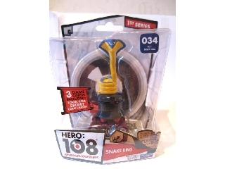 Hero 108 figura - Snake King (Kígyó király) 034