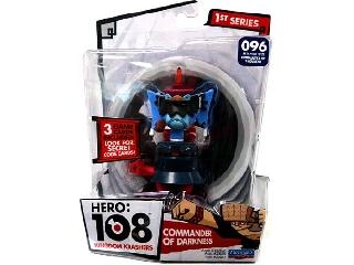 Hero 108 figura - Commander of Darkness (Sötétség parancsnoka) 096