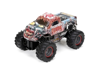 New Bright 1:15 Monster Jam RC távirányítású játékautó - Zombie