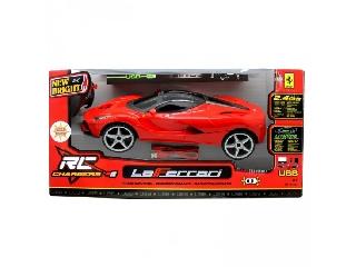 Chargers Laferrari távirányítós autó 1:12 RC