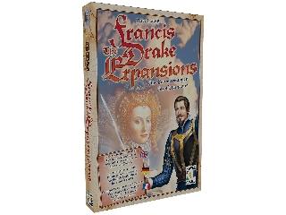 Francis Drake: The Expansions - társasjáték