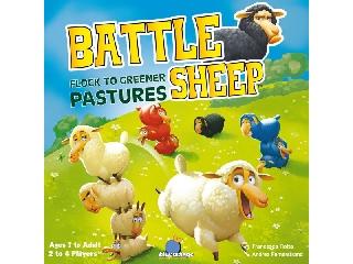 Battle Sheep stratégiai társasjáték