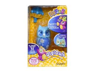 DigiBagoly - kék hópelyhes