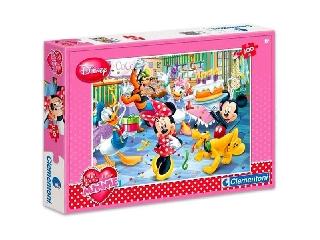 Clementoni Puzzle 100 db-os - Minnie születésnapja
