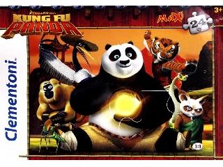 Clementoni Puzzle - Kung Fu Panda 24 db-os Maxi Puzzle