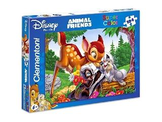 Clementoni Puzzle 104 db-os - Bambi