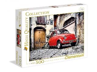 Az olasz életérzés 500 db-os puzzle