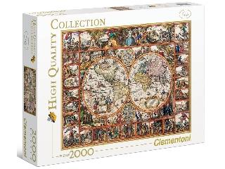 A Nagy Világtérkép 2000 db-os puzzle