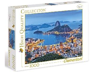 Rio de Janeiro éji fényei 1000 db-os puzzle